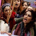 ONU rinde homenaje a activistas en el Día Internacional de la Mujer. (EFE)