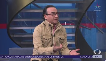 Adal Ramones en 'Por Amar sin Ley'