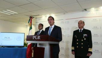 PGR detiene personas presuntamente implicadas homicidio agentes