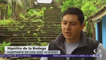Alcalde de Acateno, Puebla, niega haber ordenado despido de chofer de ruta