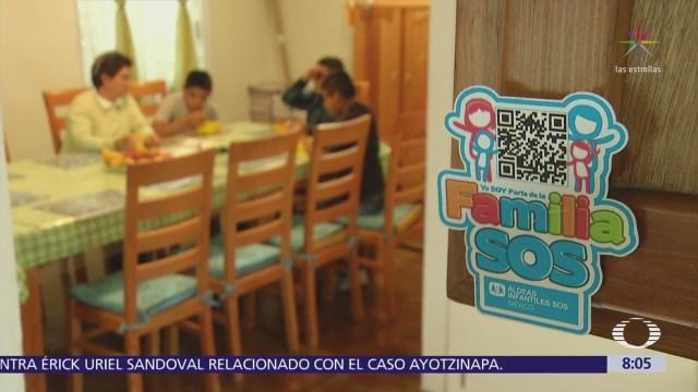 Aldeas Infantiles S.O.S, hogar para niños que no tienen familia