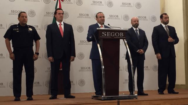 Navarrete Prida: Segob no tiene metidas las manos en el proceso electoral