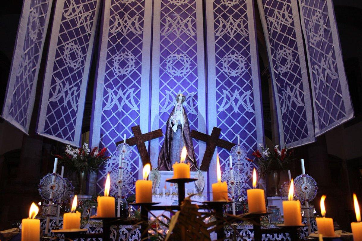 Altar de Dolores, tradición que llega a los museos del INAH