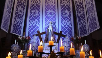 inician rituales semana santa altares dolores slp