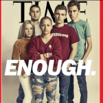 Alumnos de Parkland en portada de TIME