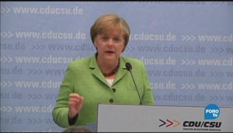 Angela Merkel empieza su cuarto mandato