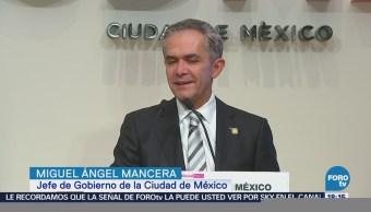 Anuncia Mancera Cambios Gabinete Miguel Ángel