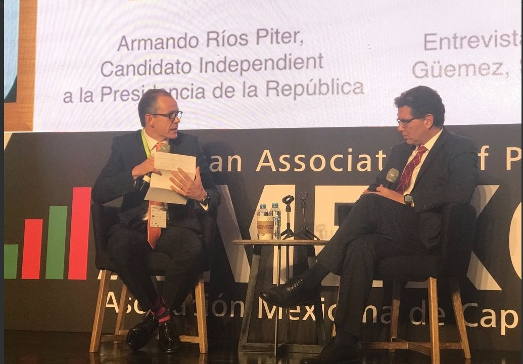 Ríos Piter confía en el proceso de validación que realiza el INE