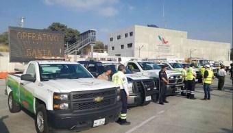 autoridades federales arranca operativo semana santa 2018