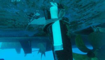 Autoatentado, hipótesis de la investigación por artefacto hallado en embarcación de Barcos Caribe, señala fiscal