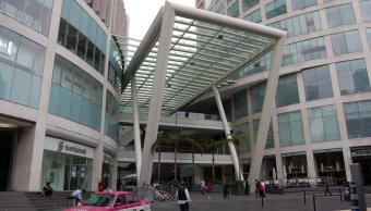 Reportan balacera centro comercial Reforma 222 CDMX