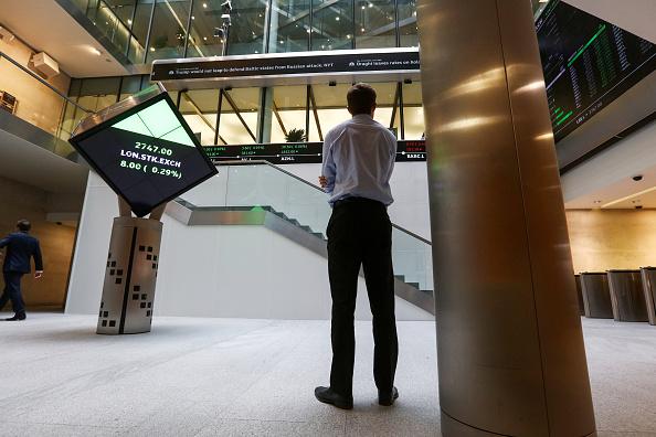 Las Bolsas europeas cierran con pérdidas