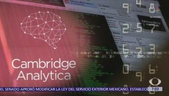 Cambridge Analytica enfrenta acusaciones por uso indebido de información de usuarios de Facebook
