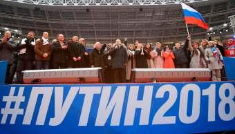 Rusia acusa a Estados Unidos de interferir en sus procesos electorales