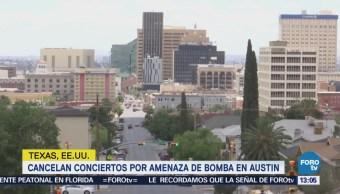 Cancelan conciertos en Festival SXSW por amenaza de bomba en Austin