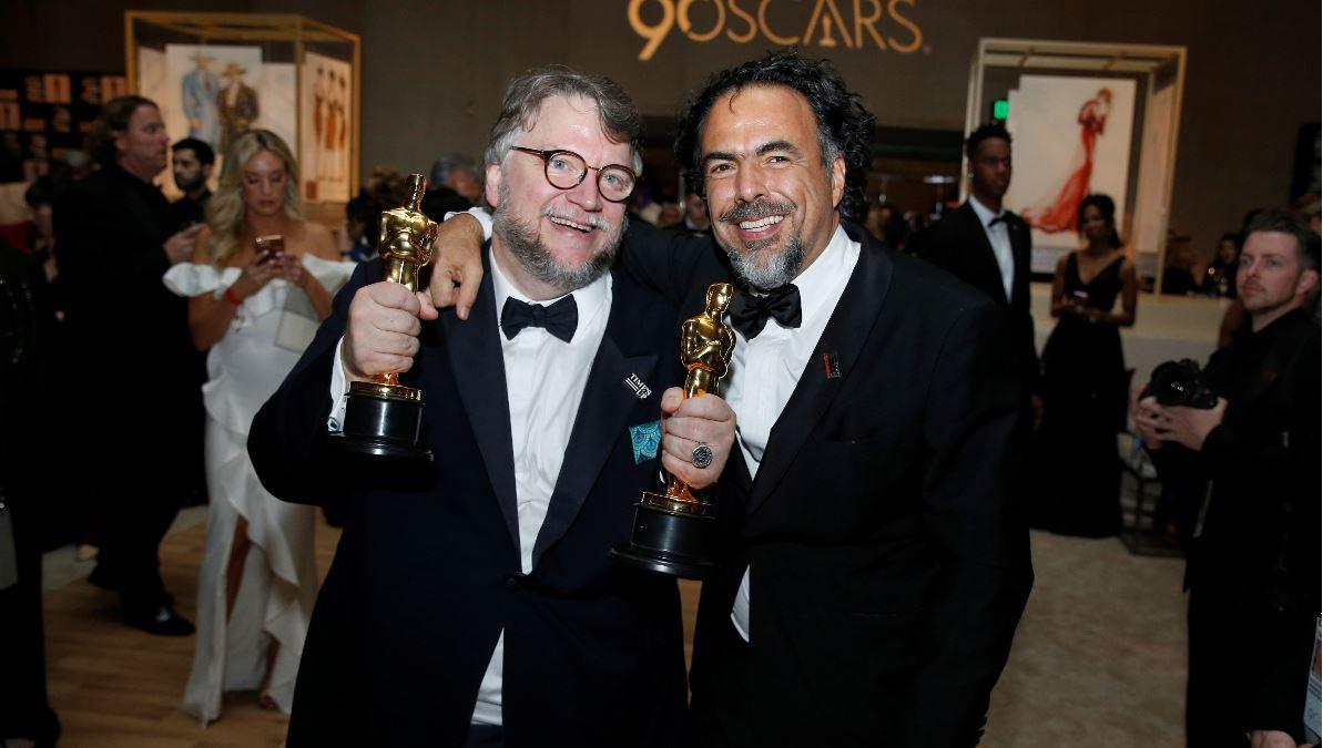 Alejandro González Iñárritu propone hacer un muro con los premios Óscares