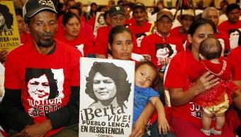 Capturan presunto responsable asesinato Berta Cáceres