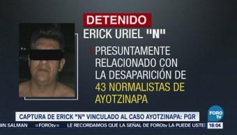 Pgr Anuncia Captura Implicado Desaparición Normalistas Ayotzinapa