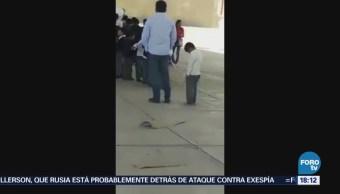 Maestro Amarra Menor Puebla Separan Cargo
