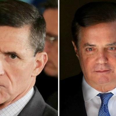 Casa Blanca niega indulto de Trump para Flynn y Manafort
