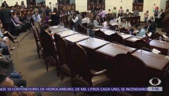 Casi la mitad de los legisladores CDMX adelantan vacaciones