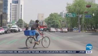 Ciclistas ponen en riesgo su vida por violar reglamento