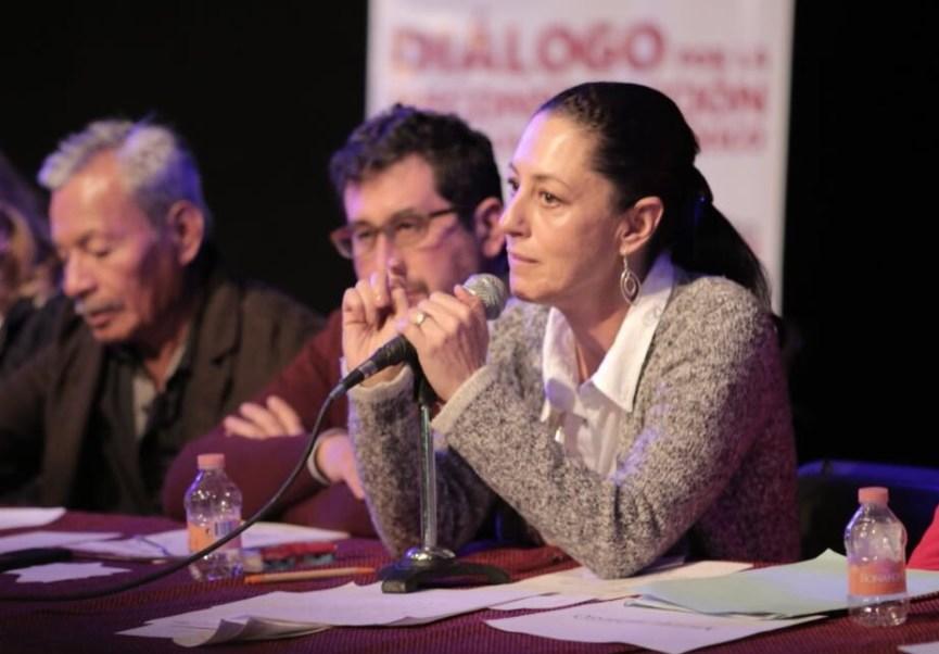 Claudia Sheinbaum rechaza ingreso de la Policía contra violencia en CU