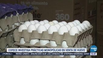 Cofece Investiga Prácticas Monopólicas Aumento Precio Huevo