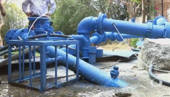 Combustible robado contamina agua potable en Morelos
