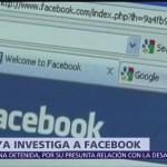 Comisión Federal de Comercio de Estados Unidos investiga a Facebook
