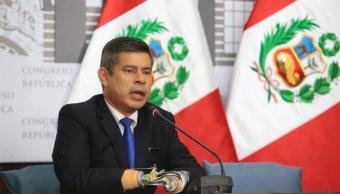Congreso Perú inicia debate renuncia presidente Kuczynski
