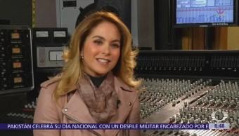 Conociendo a la cantante Lucero