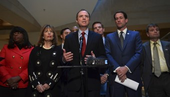 Demócratas Comité Inteligencia publicarán informe trama rusa