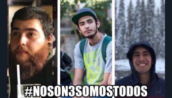 Personal de la Fiscalía de Jalisco, presuntos implicados en desaparición de cineastas
