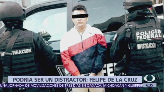 Detienen a Erick Sandoval Rodríguez, vinculado a desaparición de los 43