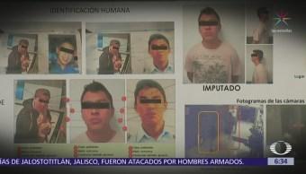 Dictan prisión preventiva contra Daniel Uribe Reyes, presunto feminicida
