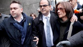 Dictan prisión sin fianza para candidato a presidente catalán