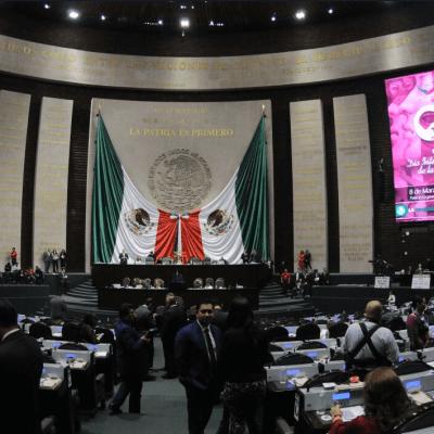 Diputados aprueban reformas para proteger a las mujeres