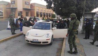 Detienen a 24 personas durante operativo de seguridad en Ecatepec