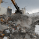 A seis meses del sismo, ningún edificio colapsado se ha reconstruido