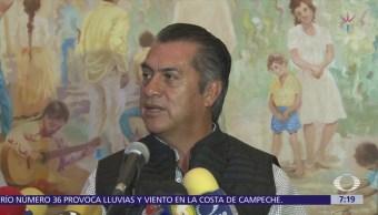 'El Bronco' convoca a Margarita Zavala y Ríos Piter a buscar acuerdos comunes