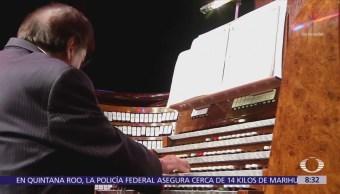 El órgano del Auditorio Nacional, considerado el más grande de América Latina