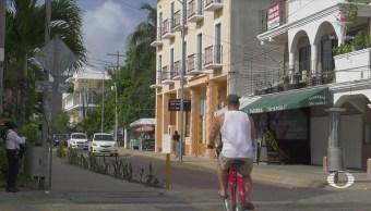 Empresarios desconocen riesgos en Playa del Carmen como alertó EU