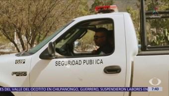 En Zacatecas hay un municipio donde sólo hay un policía y es mujer