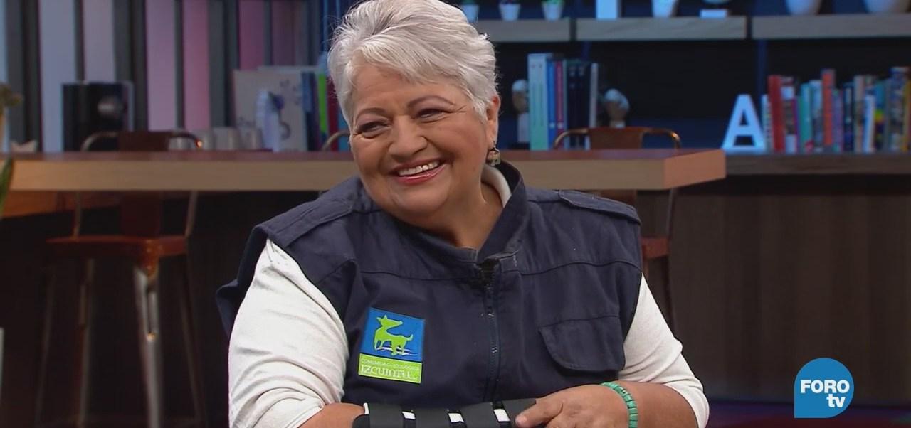 Entrevista con Leticia Servín de Izcuintle