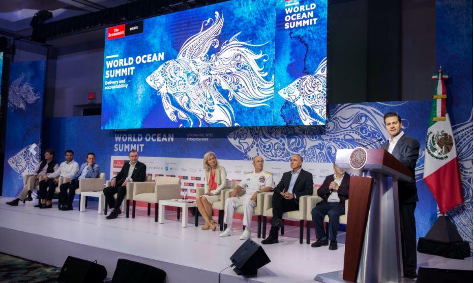 EPN: 23% de áreas marinas y costeras de México están bajo protección