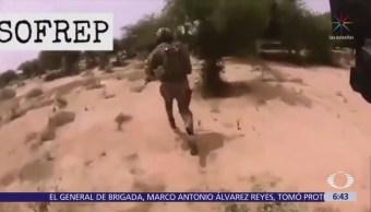 Estado Islámico difunde video de emboscada a soldados estadounidenses en Níger