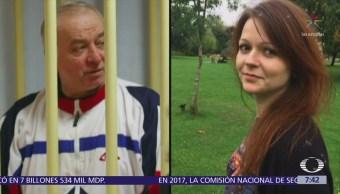Exespía Serguei Skripal fue expuesto a agente neurotóxico en su casa, en Salisbury