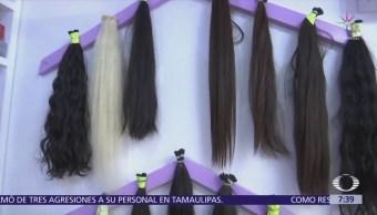 Existen rutas internacionales de robo y contrabando de cabello