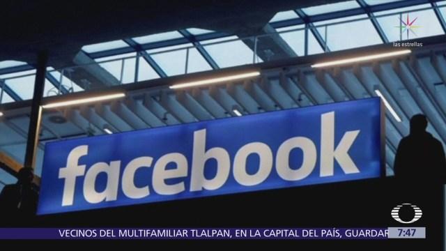Facebook enfrenta su peor jornada en Bolsa por filtración de datos